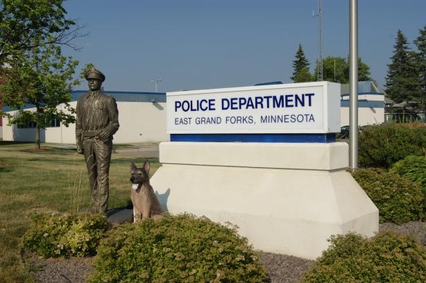 East Grand Forks police detective Rod Hajicek enforcer for organized fraud operation?