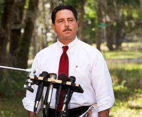Putnam County Sheriff Jeff Hardy