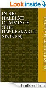 In Re HaLeigh Cummings the unspeakable spoken