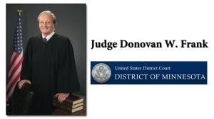 Donovan W. Frank