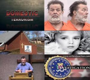 DOMESTIC TERRORISM FBI