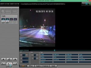Dash Cam 12 39 on Bridge