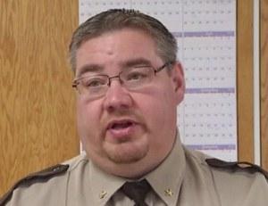 Rolette County Sheriff Gerald Medrud